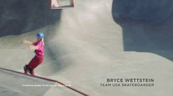 America's Milk Companies TV Spot, 'Stepping Off the Earth' Featuring Bryce Wettstein - Thumbnail 8