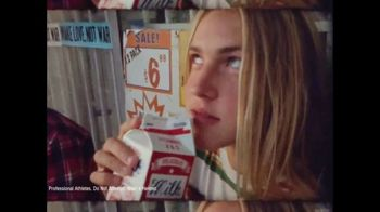 America's Milk Companies TV Spot, 'Stepping Off the Earth' Featuring Bryce Wettstein