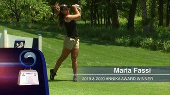 Annika Award TV Spot, 'Maria Fassi'