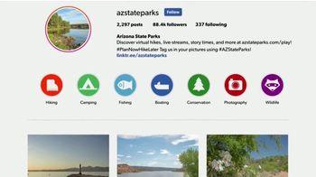 Arizona State Parks & Trails TV Spot, 'Virtual Tours' - Thumbnail 5