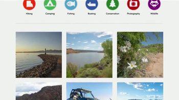 Arizona State Parks & Trails TV Spot, 'Virtual Tours' - Thumbnail 6
