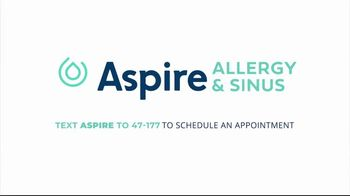Aspire Allergy & Sinus TV Spot, 'We're Here for You' - Thumbnail 5