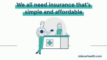 Sidecar Health TV Spot, 'Simple and Affordable' - Thumbnail 1