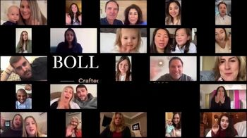 Boll & Branch TV Spot, 'Helping From Home' - Thumbnail 9