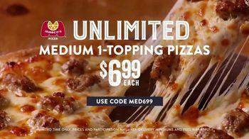 Marco's Pizza TV Spot, 'Unlimited Medium Pizzas: Comfort Food' - Thumbnail 10