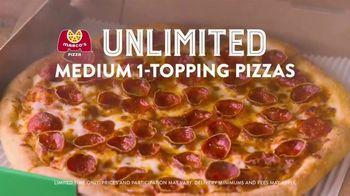 Marco's Pizza TV Spot, 'Unlimited Medium Pizzas: Comfort Food' - Thumbnail 2
