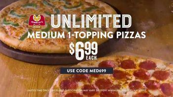 Marco's Pizza TV Spot, 'Unlimited Medium Pizzas: Comfort Food' - Thumbnail 3