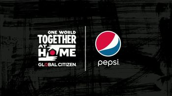 Global Citizen TV Spot, '2020 One World: Together at Home' - Thumbnail 5