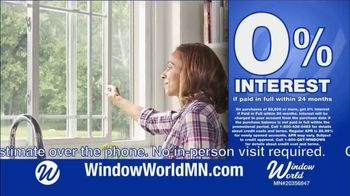 Window World TV Spot, 'White Sliders Windows: $4,799 and Financing' - Thumbnail 5