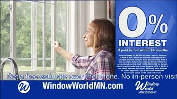 Window World TV Spot, 'White Sliders Windows: $4,799 and Financing' - Thumbnail 8