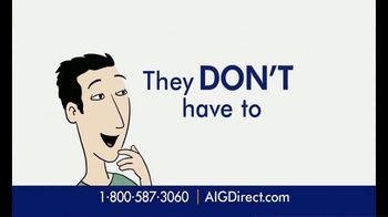 AIG Direct Life Insurance TV Spot, 'The Future: $16' - Thumbnail 4