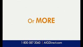 AIG Direct Life Insurance TV Spot, 'The Future: $16' - Thumbnail 5