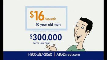 AIG Direct Life Insurance TV Spot, 'The Future: $16' - Thumbnail 7