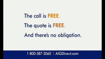 AIG Direct Life Insurance TV Spot, 'The Future: $16' - Thumbnail 9