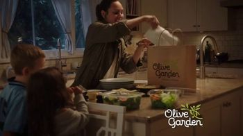 Olive Garden Buy One Take One TV Spot, 'Pickup or Delivery: No Free Delivery' - Thumbnail 3