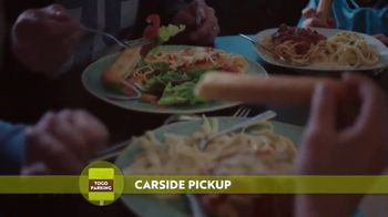 Olive Garden Buy One Take One TV Spot, 'Pickup or Delivery: No Free Delivery' - Thumbnail 8