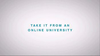 Strayer University TV Spot, 'Stay Safe. Stay Home.' Song by Edward Sharpe and the Magnetic Zeros - Thumbnail 9