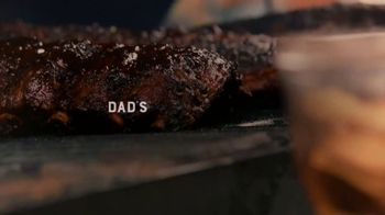 Kingsford TV Spot, 'Dad's Famous Ribs' - Thumbnail 1