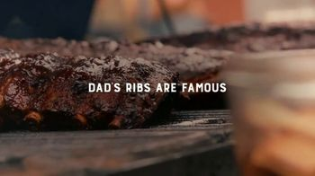 Kingsford TV Spot, 'Dad's Famous Ribs' - Thumbnail 2