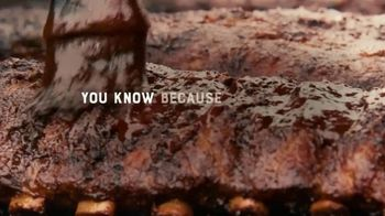 Kingsford TV Spot, 'Dad's Famous Ribs' - Thumbnail 4