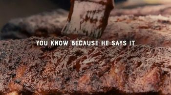 Kingsford TV Spot, 'Dad's Famous Ribs'