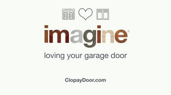 Clopay TV Spot, 'Imagine Loving Your Garage Door and Your Home' - Thumbnail 6