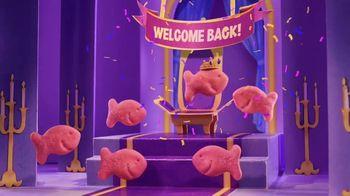 Goldfish Princess TV Spot, 'Disney Channel: Adventures Unknown'