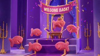 Goldfish Princess TV Spot, 'Disney Channel: Adventures Unknown'