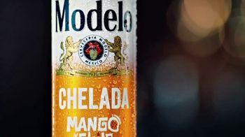 Modelo Chelada Mango Chile TV Spot, 'Espíritu luchador' [Spanish]
