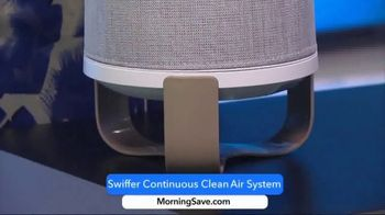 MorningSave Early Bird Bargains TV Spot, 'Clean Air System, Earbuds and Water Bottle' - Thumbnail 3