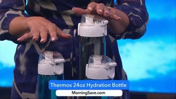 MorningSave Early Bird Bargains TV Spot, 'Clean Air System, Earbuds and Water Bottle' - Thumbnail 7