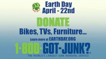 1-800-GOT-JUNK TV Spot, 'Earth Day: Spring Cleaning' - Thumbnail 4