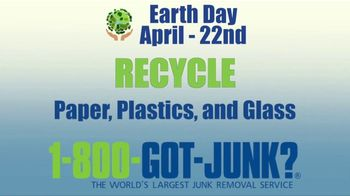 1-800-GOT-JUNK TV Spot, 'Earth Day: Spring Cleaning' - Thumbnail 2