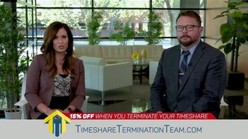 Timeshare Termination Team TV Spot, 'Seasons of Financial Uncertainty: 15 Percent Off' - Thumbnail 2