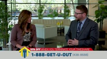 Timeshare Termination Team TV Spot, 'Seasons of Financial Uncertainty: 15 Percent Off' - Thumbnail 3