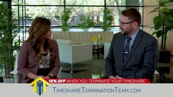 Timeshare Termination Team TV Spot, 'Seasons of Financial Uncertainty: 15 Percent Off' - Thumbnail 5