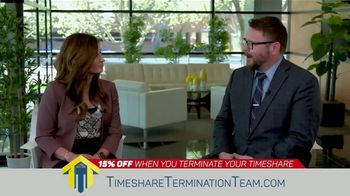 Timeshare Termination Team TV Spot, 'Seasons of Financial Uncertainty: 15 Percent Off' - Thumbnail 7
