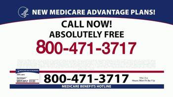 Medicare Benefits Helpline TV Spot, 'Additional Benefits: New Plans' - Thumbnail 7