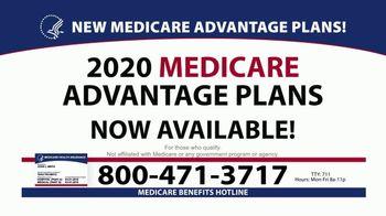 Medicare Benefits Helpline TV Spot, 'Additional Benefits: New Plans' - Thumbnail 2