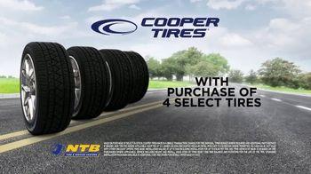 National Tire & Battery Big Brands Bonus Month TV Spot, 'Free Basic Installation: Cooper Tires' - Thumbnail 6