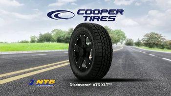 National Tire & Battery Big Brands Bonus Month TV Spot, 'Free Basic Installation: Cooper Tires' - Thumbnail 7