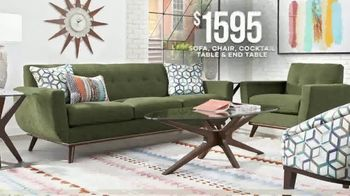 Rooms to Go Labor Day Sale TV Spot, 'Living Room Set' - Thumbnail 5