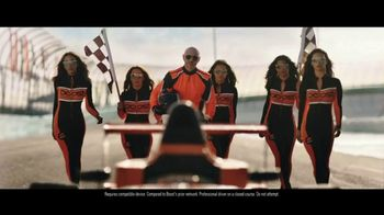 Boost Mobile $HRINK-IT! Plan TV Spot, 'New Upgraded Network' Featuring Pitbull