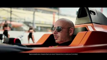 Boost Mobile $HRINK-IT! Plan TV Spot, 'New Upgraded Network' Featuring Pitbull - Thumbnail 3