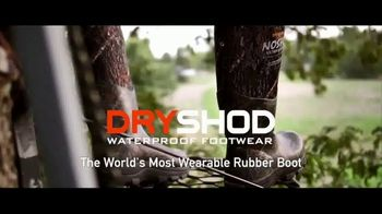 Dryshod TV Spot, 'The Most Wearable Rubber Hunting Boot' Song by FormantX - Thumbnail 10