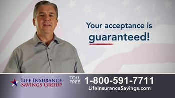 Life Insurance Savings Group TV Spot, 'Average Funeral Cost'