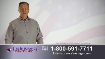 Life Insurance Savings Group TV Spot, 'Average Funeral Cost' - Thumbnail 1