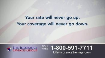 Life Insurance Savings Group TV Spot, 'Average Funeral Cost' - Thumbnail 4