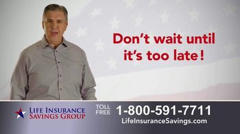 Life Insurance Savings Group TV Spot, 'Average Funeral Cost' - Thumbnail 5