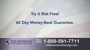 Life Insurance Savings Group TV Spot, 'Average Funeral Cost' - Thumbnail 6